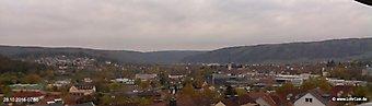 lohr-webcam-28-10-2018-07:50