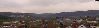 lohr-webcam-28-10-2018-08:20