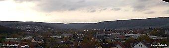 lohr-webcam-28-10-2018-08:50