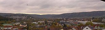 lohr-webcam-28-10-2018-09:40
