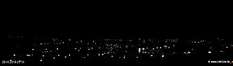 lohr-webcam-28-10-2018-21:10