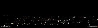 lohr-webcam-28-10-2018-22:20