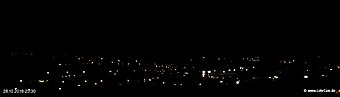 lohr-webcam-28-10-2018-23:30