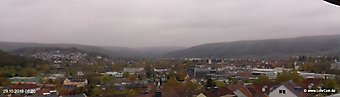 lohr-webcam-29-10-2018-08:20