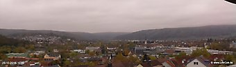lohr-webcam-29-10-2018-10:10