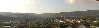 lohr-webcam-24-09-2018-08:40
