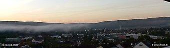 lohr-webcam-29-09-2018-07:20