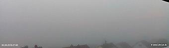 lohr-webcam-30-09-2018-07:40