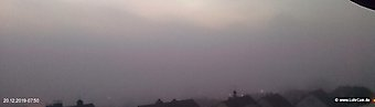 lohr-webcam-20-12-2019-07:50