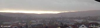 lohr-webcam-28-11-2019-08:30