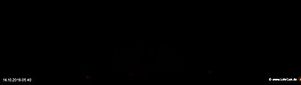 lohr-webcam-14-10-2019-05:40