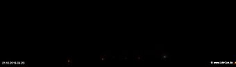 lohr-webcam-21-10-2019-04:20