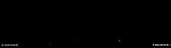 lohr-webcam-21-10-2019-06:30