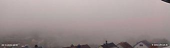 lohr-webcam-28-10-2019-08:10