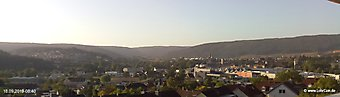 lohr-webcam-18-09-2019-08:40