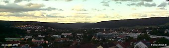 lohr-webcam-26-08-2020-07:10