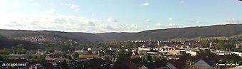 lohr-webcam-26-08-2020-08:40