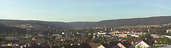 lohr-webcam-29-07-2020-07:40