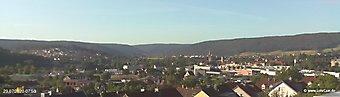 lohr-webcam-29-07-2020-07:50