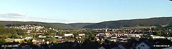 lohr-webcam-28-05-2020-20:00