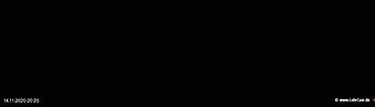 lohr-webcam-14-11-2020-20:20