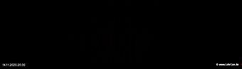 lohr-webcam-14-11-2020-20:30