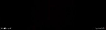 lohr-webcam-14-11-2020-20:40