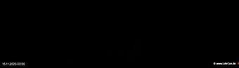 lohr-webcam-15-11-2020-03:00