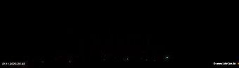 lohr-webcam-21-11-2020-20:40