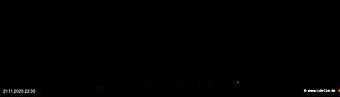 lohr-webcam-21-11-2020-22:00