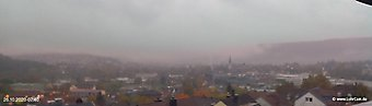 lohr-webcam-26-10-2020-07:40