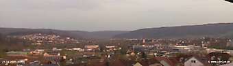 lohr-webcam-21-04-2021-20:00