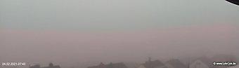 lohr-webcam-24-02-2021-07:40