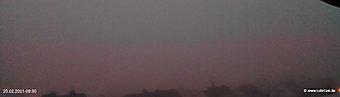 lohr-webcam-25-02-2021-06:50