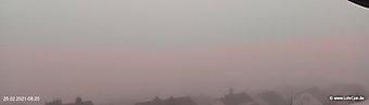 lohr-webcam-25-02-2021-08:20
