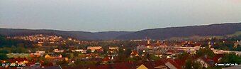 lohr-webcam-21-07-2021-21:30