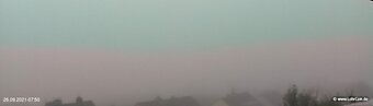 lohr-webcam-26-09-2021-07:50